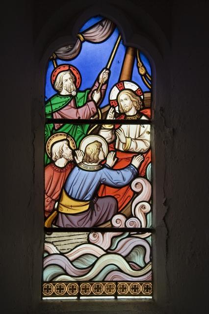 Christ Calms the Storm
