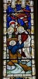 Christ Saving St Peter from Drowning: Scenes from the Life of Christ