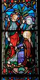 Christ Appearing to Mary Magdalene: Scenes from the Resurrection of Christ