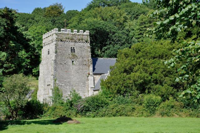 Church of St Brynach, Nevern, Pembrokeshire Nevern_DSC8288.jpg Photo © Martin Crampin