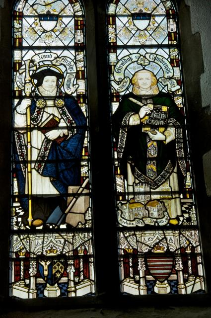 Archbishop Laud and Gerald of Wales