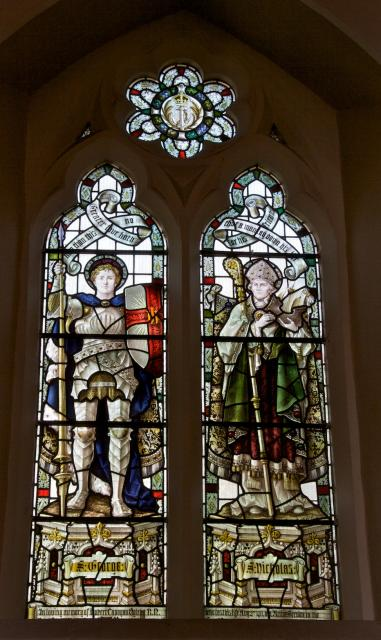 St George and St Nicholas