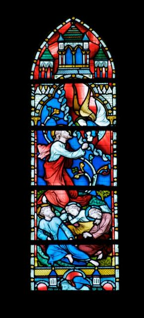 Christ in the Garden of Gethsemane    from    Scenes from the Life of Christ