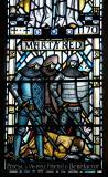 The Martyrdom of St Thomas Becket: St Thomas Becket Window