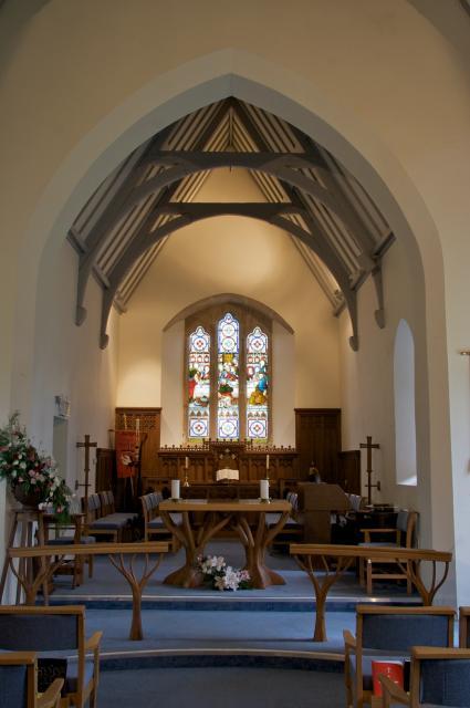 Church of St Maelog, Llanfaelog, Anglesey _MG_7678.jpg Photo © Martin Crampin, Imaging the Bible in Wales