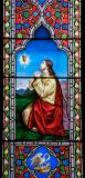 Christ in the Garden of Gethsemane: Christ with the Elements of the Eucharist and The Agony in the Garden