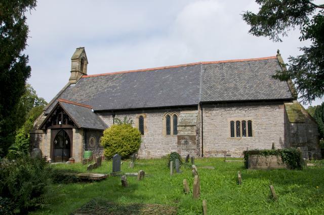 Church of St Bridget, Dyserth, Denbighshire Diserth_DSC1872.jpg Photo © Martin Crampin