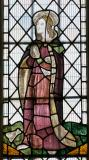 St John the Evangelist: The Crucifixion with the Virgin Mary, St John, St Michael and St Peter