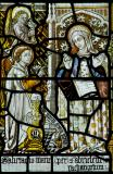 The Annunciation: Scenes from the Life of St Anne and the Virgin Mary