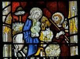 The Flight into Egypt: Scenes from the Life of St Anne and the Virgin Mary
