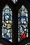 St Matthew and St Mark: East Window