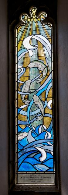 Fishes    from    Memorial Windows