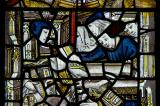 Medieval Fragments: The Crucifixion with Panels from the Seven Sacraments