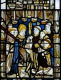 Ordination: The Crucifixion with Panels from the Seven Sacraments