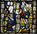 Holy Matrimony: The Crucifixion with Panels from the Seven Sacraments