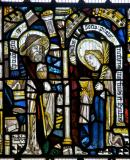 St James and St John: The Crucifixion with Panels from the Seven Sacraments