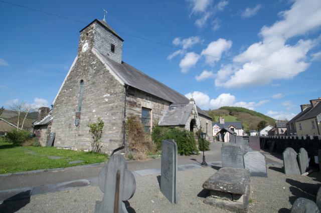 Church of St Peter Ad Vincula, Pennal, Gwynedd Pennal_DSC1713A.jpg Photo © Martin Crampin