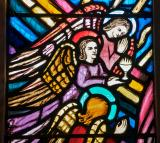 Angels: Christ in Majesty with St Michael and Angels