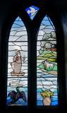 The Arrival of St Tecwyn