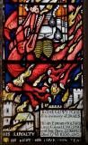 Dragon: St Michael Overcoming the Dragon