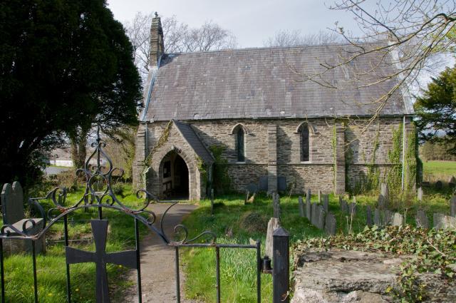 Church of St Cynfelyn, Llancynfelyn, Ceredigion Llancynfelin_DSC1829A.jpg Photo © Martin Crampin