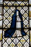 Abbess: The Crucifixion with Medieval Fragments