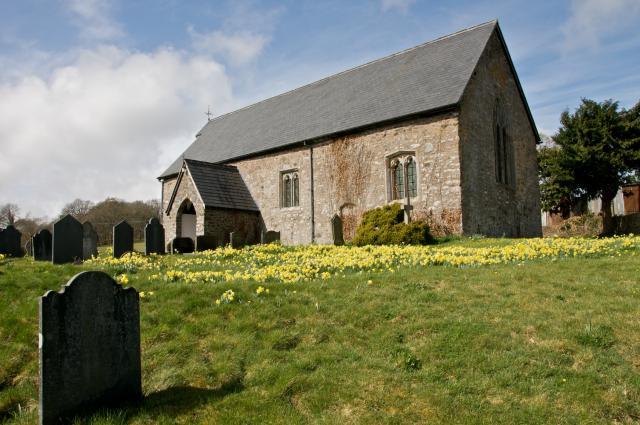 Church of St Mary, Llanllugan, Powys Llanllugan_DSC1503A.jpg Photo © Martin Crampin