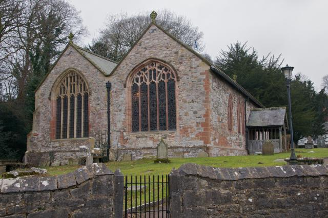 Church of St Dyfnog, Llanrhaeadr, Denbighshire _DSC4589.jpg Photo © Martin Crampin
