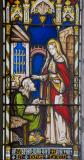 Visiting the Imprisoned: Scenes from the Life of Christ with Women Performing Acts of Mercy