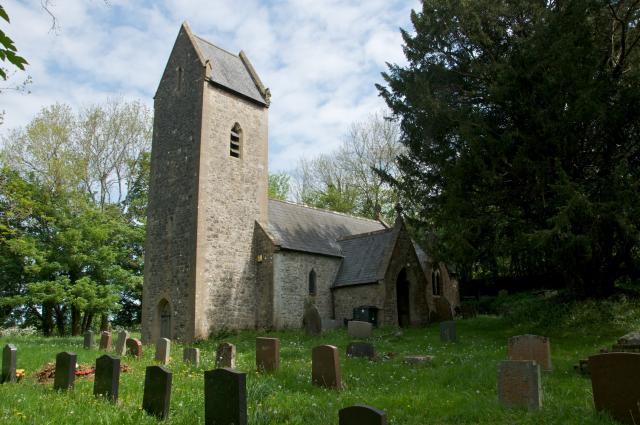 Church of St Michael, Michaelston-super-Ely, Glamorgan Michaelston_DSC2169A.jpg Photo © Martin Crampin