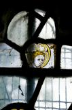 Head of the Christ-child: Medieval Fragments including the Holy Trinity