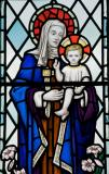 Virgin and Child: Virgin and Child, St Elizabeth and St John the Baptist