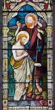 The Baptism of Christ: The Baptism of Christ and Christ with Children