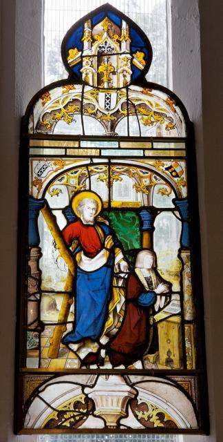 St Andrew with Allert Andriesz Boelen