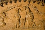 The Baptism of Christ: The Virgin and Child with Annunciation, Visitation, Baptism of Christ and Resurrection
