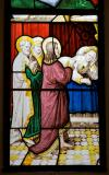 Christ Healing Peter's Mother-in-law: The Raising of Lazarus and Christ Healing Peter's Mother-in-law