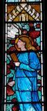 Virgin Mary: The Annunciation