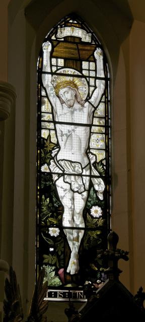 Crucified Christ    from    The Crucifixion, Resurrection and Ascension