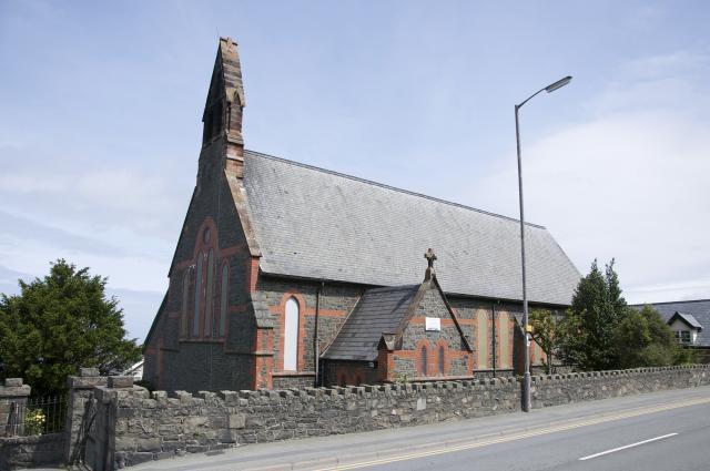 Church of St David, Penmaenmawr, Conwy _DSC3572A.jpg Photo © Martin Crampin