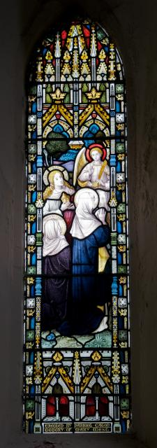 The Three Marys Visit the Empty Tomb    from    The Resurrection