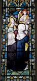 The Three Marys Visit the Empty Tomb: The Resurrection