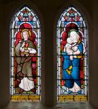 St John and the Virgin and Child