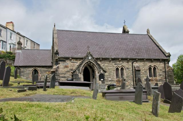 Church of St Mary, Trefriw, Conwy Trefriw_DSC3598A.jpg Photo © Martin Crampin
