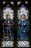 St George and St Martin of Tours