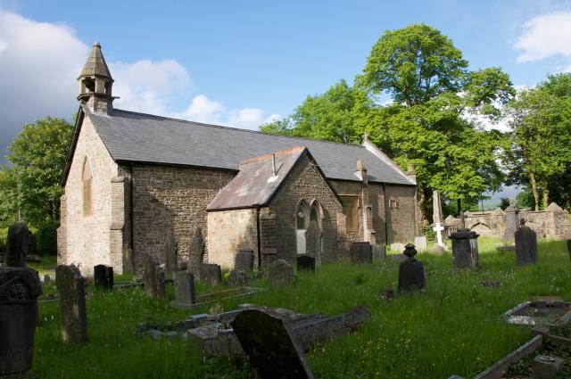 Church of St Cadoc, Aberpergwm, Neath Port Talbot Aberpergwm_DSC6639.jpg Photo © Martin Crampin