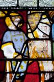 St Potentinus with Abbot John IV: Saints and Donors