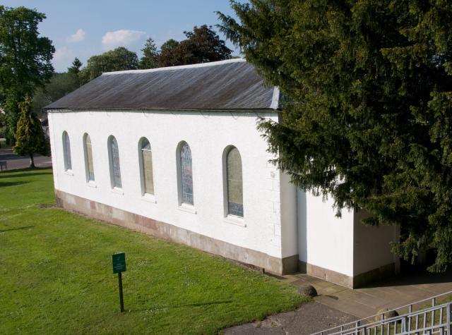 Church of St Mary and St Michael, Llanarth, Monmouthshire Llanarth_DSC6843.jpg Photo © Martin Crampin