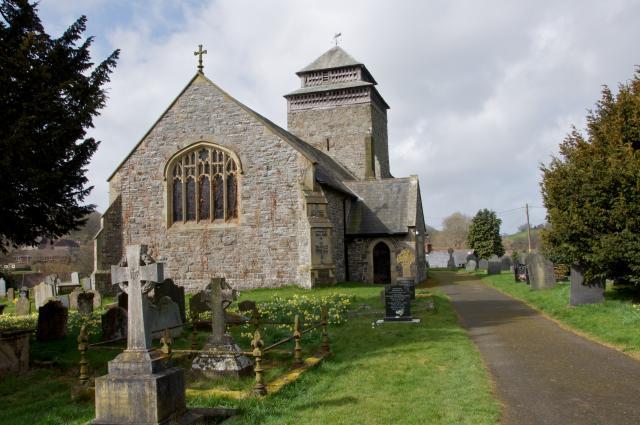 Church of St Beuno, Bettws Cedewain, Powys BettwsCedewain_DSC1400A.jpg Photo © Martin Crampin