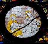 The Nativity: Glass Fragments