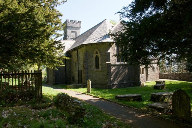 Church of St Michael, Cwmystwyth, Ceredigion Hafod_DSC2498A.jpg Photo © Martin Crampin